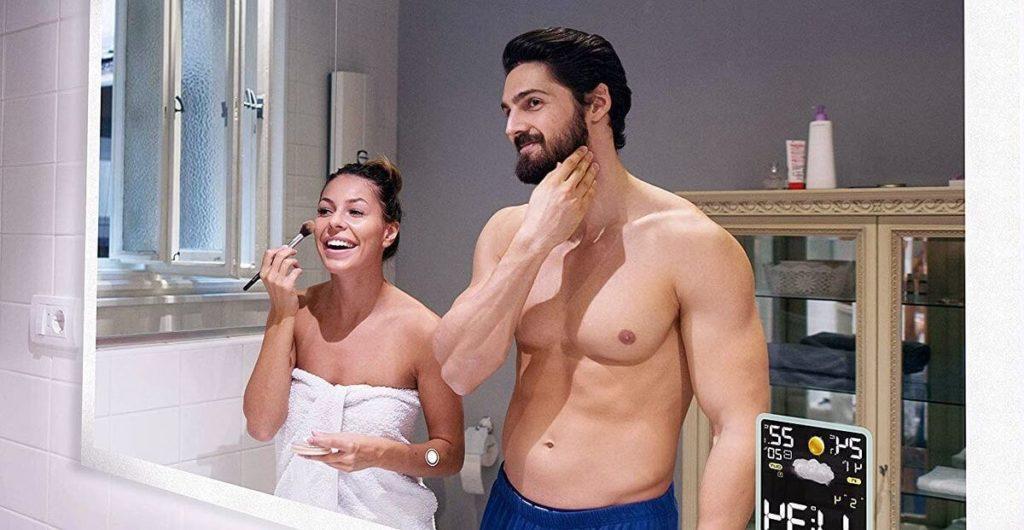 espejo baño antivaho
