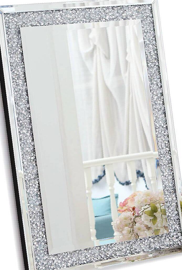 espejo decorativo pared