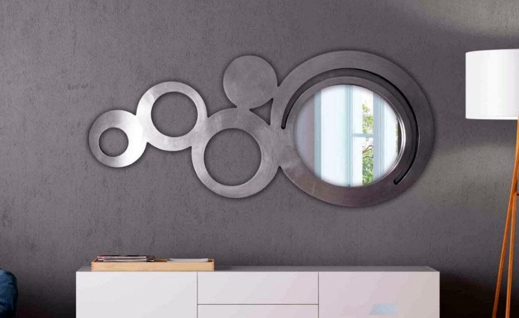 percursores espejos pared