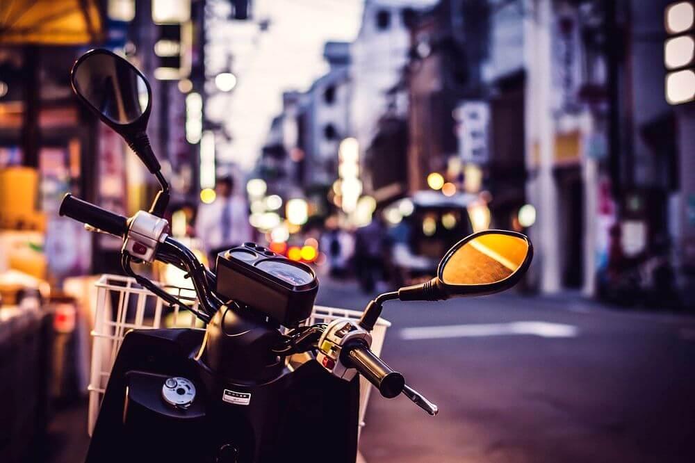 donde comprar espejos de moto