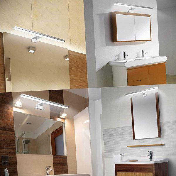 aplique espejo baño pinza