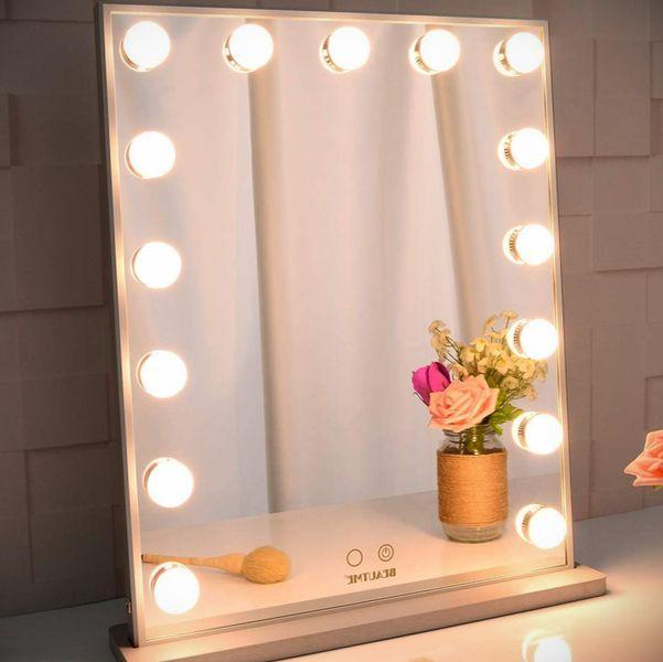 espejos con luces led