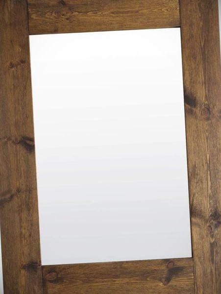 espejos rusticos